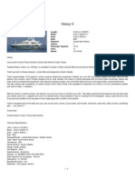 Luxury Yacht Charter Croatia Greece Italy France Victory