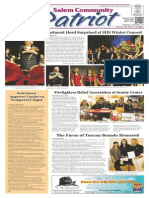 Salem Community Patriot 1-10-2014