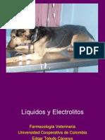 3. Líquidos y Electrolitos