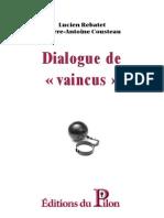 35515038 Rebatet Lucien Dialogue de Vaincus