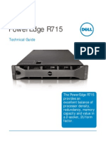 Dell Poweredge R715 TechGuide Final