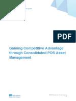 Gaining Competitive Advantage Through Centralized POS Asset Management