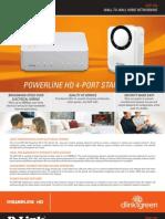 D-Link PowerLine DHP-343
