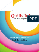 Authors Self Publishing Guide- QuillsInk.com