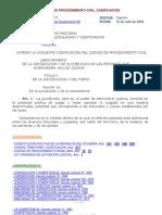 Codigo de Procedimiento Civil -  Abogadosenlinea.ec