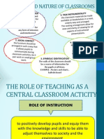 Concept of Classroom Management