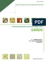 Brasil - Grãos Safra 2013-14 - Conab