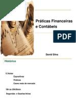 Aula - Praticas Financeiras e Contábeis