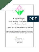 Manual Nacional de Agroecologia, Biodinamica e Permacultura
