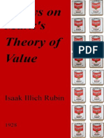 Essays on Marx's Theory of Value - Isaak Illich Rubin