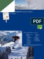 Kleinwalsertaler Winter 2009-2010