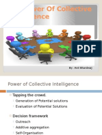 The Power of Collective Intelligence