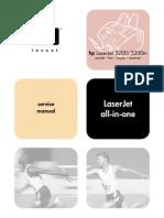3200 AIO HP LJ Service Manual