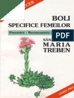 Boli Specifice Femeilor_Maria Treben