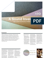 ABO - A Sound Investment - Mixed Funding Policy Brief