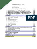 COMPOSIÇÃO ANÁLITICA DA TAXA DE ENCARGOS SOCIAIS