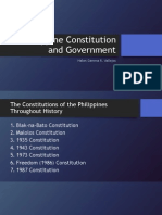 Preamble and Constitutional Principles with State Policies