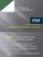 Antihistamin - FKG