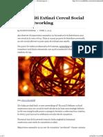 Cum sa iti Extinzi Cercul Social prin Networking — florinrosoga