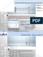SharePoint BDC vs Business Data List Connector (BDLC)