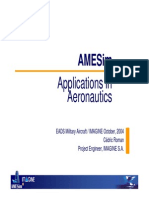 AMESim - Applications in Aeronautics