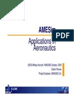 AMESim - Applications in Aeronautics