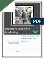 Shopper Experience Marketing