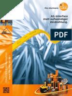 Ifm AS Interface Prospekt Deutsch 2013