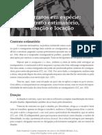 Contratos em espécie - contrato estimatório, doação e locação.pdf