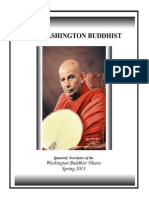 the washington buddhist 2013 ok
