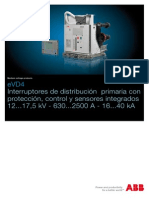 Interruptores HDV