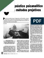 Diagnóstico em psicanálise_testes pojetivos