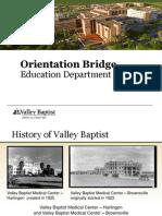 vbmc bridge orientation 2014