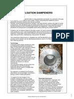 Brochure Pulsation Dampeners part2