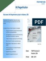 Torp Ship Based LNG Regasification