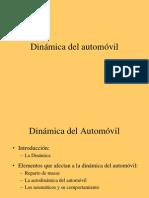 Dinámica del Automóvil