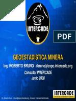 3 - Introducción a la Geoestadística Minera