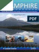 SAMPHIRE Annual Report 2013