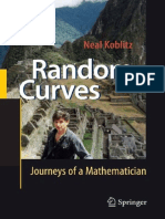 Random Curves.. Journeys of a Mathematician
