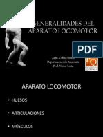 1. Generalidades Del Aparato Locomotor
