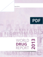 World Drug Report 2013