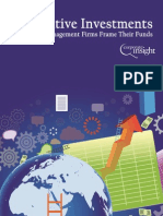 Alternative Investments - How Asset Management Firms Frame Their Funds