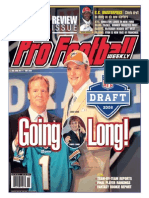 PFW - Vol. 23, Issue 03 (April 28, 2008) 2008 Post-Draft Coverage