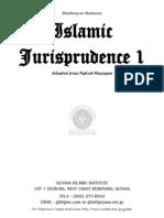 Islamic Jurisprudence 1