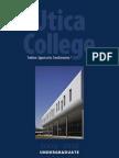 Utica College Undergraduate Catalog 2009-10