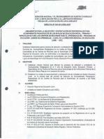 0LA SELECCIÓN Y CONTRATACIÓNDE PROFESIONALES PARA ACOMPAÑANTES PEDAGÓGICOS DE LOS NIVELES  DE EDUCACION INICIAL, PRIMARIA Y