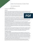 Provisional Materials Key Components of Interim Fixed Restorations