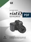 Pentax Ist Ds Manual