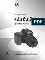 Pentax Ist Ds Manual