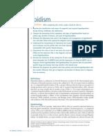 Pediatría - Hipotiroidismo